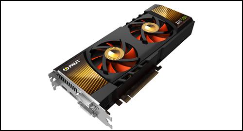 Palit GeForce GTX 580