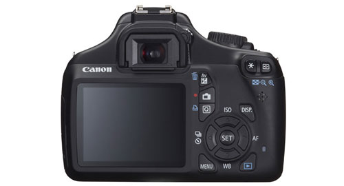 CanonEOS 1100D back