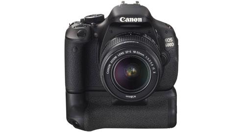 Canon EOS 600D front