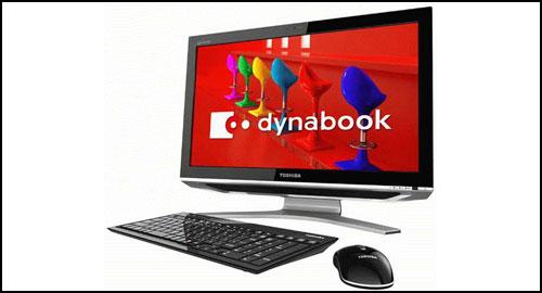 Toshiba dynabook Qosmio D711 black