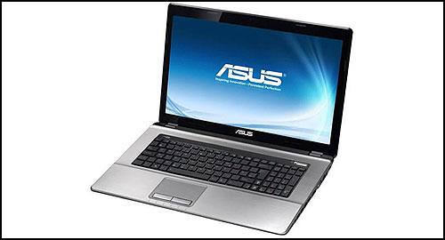 ASUS K73 laptop