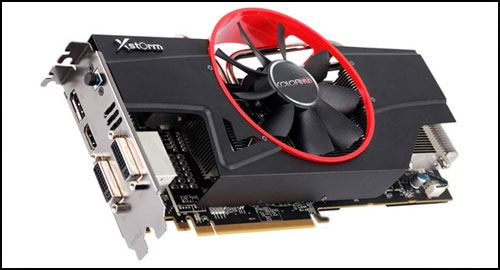 ColorFire Radeon HD 6850 Xstorm
