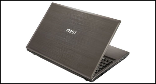MSI GE620 GR620 laptop