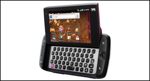Samsung Sidekick 4G