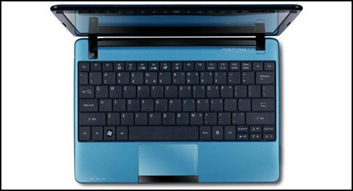 Acer Aspire One 722 keyboard