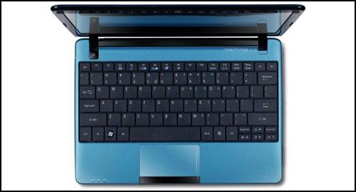 Acer Aspire One 722 keyboard