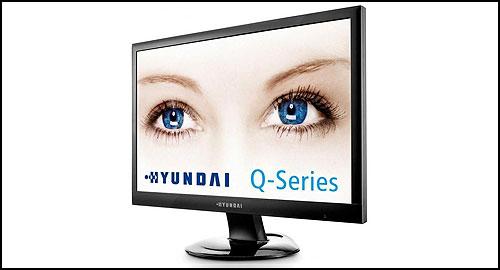 Hyundai Q-series display
