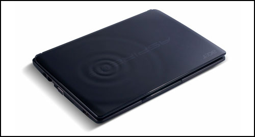 Acer Aspire One 722 Espresso Black