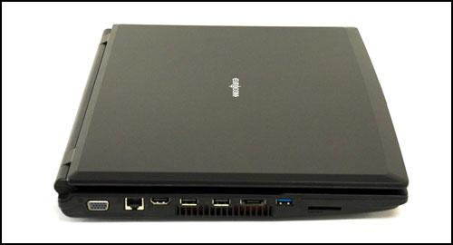Eurocom Fox 2.0 ports