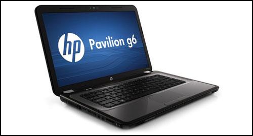 HP Pavilion g6s