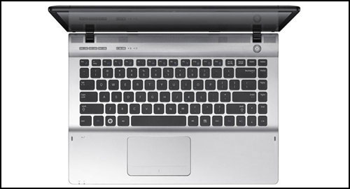 Samsung QX412 keyboard