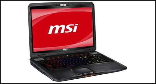 MSI GT780R GX780