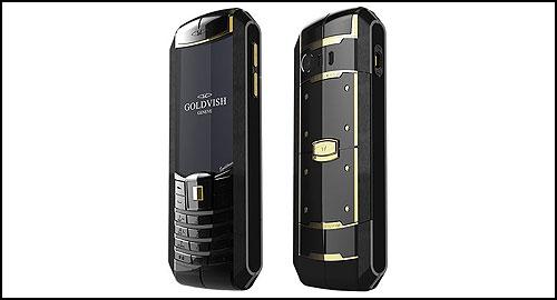 Goldvish Equilibrium black gold