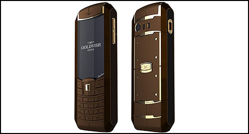 Goldvish Equilibrium brown gold