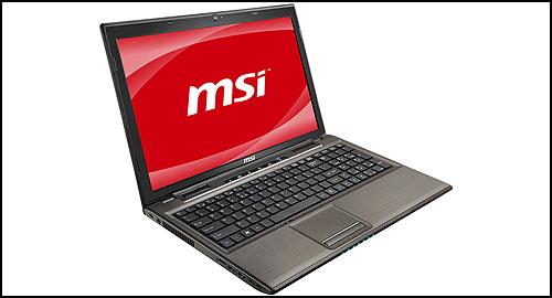 MSI GE620DX