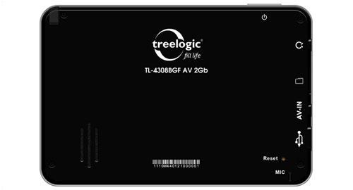 Treelogic TL-4308BGF AV 2Gb back