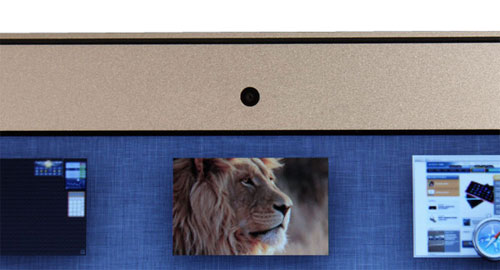 13,3 Apple MacBook Air 2011 webcam