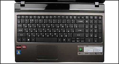 Клавиатура Acer Aspire 5560G