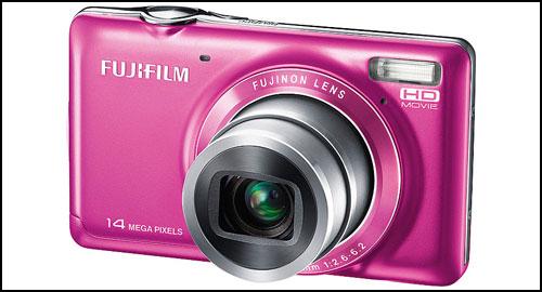 Fujifilm FinePix JX370 pink
