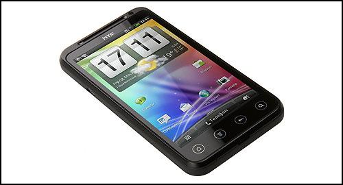 HTC Evo 3D black