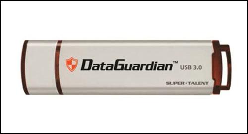Super Talent USB 3.0 DataGuardian