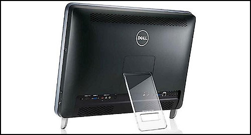 Dell Inspiron One 2320 back