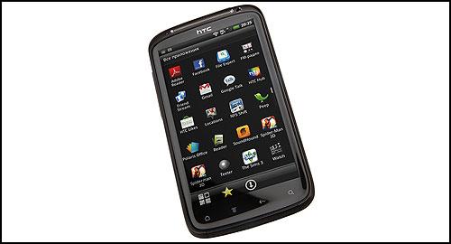HTC Sensation black