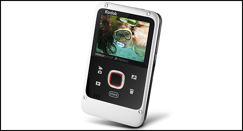 Kodak PlayFull camcorder white