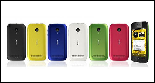Nokia 603 assortment