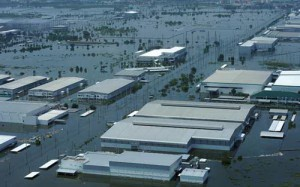 Таиландское наводнение смыло с рынка жесткие диски