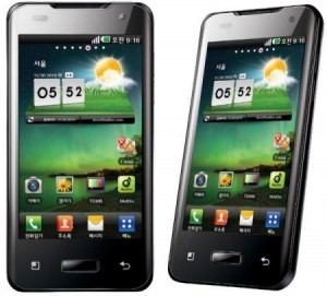 «Гуглофон» LG P990 Optimus 2X покорит Европу
