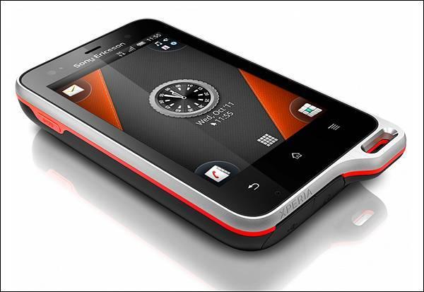 Sony Ericsson ST17i Xperia active