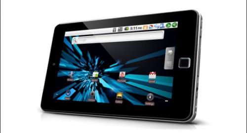 Elonex 760ET в союзе с Android 2.2