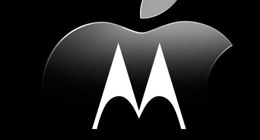 Motorolа выступает против Apple