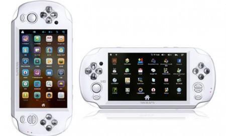Китайский клон японской PS Vita