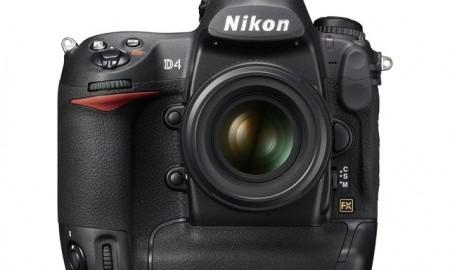 Новый фотоаппарат Nikon – D4