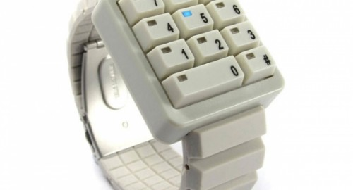 Click Keypad Watch, часы не для всех