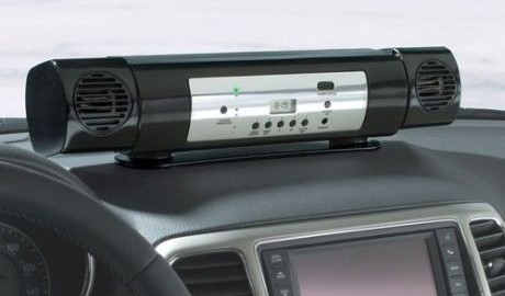Тепло от Car Interior Preheater