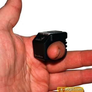 Свободные руки: мышь в форме кольца