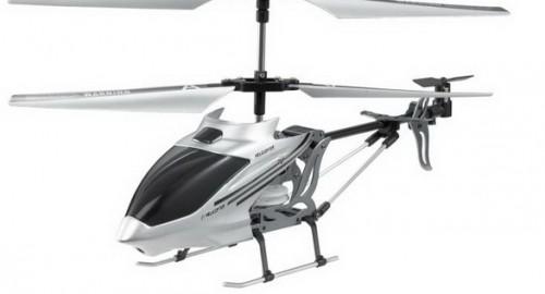 Управляй вертолетом по iPhone