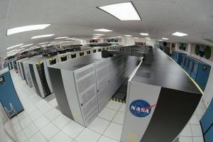 "Суперкомпьютер NASA ""Плеяды"" (на базе Intel)"