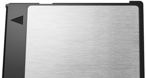 Новый стандарт карт памяти - XQD