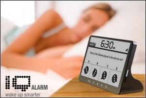 Умный будильник поможет проснутся