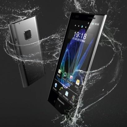 Водонепроницаемый смартфон от Panasonic