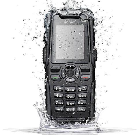 Новый телефон с высокой прочностью