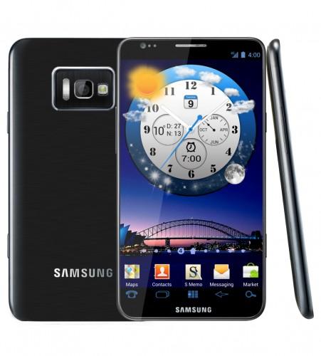 Новости про Samsung Galaxy S III