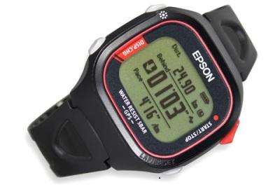 Необычайно невесомые GPS-часы от производителя Epson