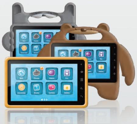 The Nabi - планшетный ПК для детей