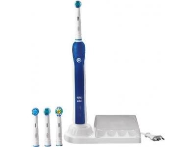 Новая зубная щетка с bluetooth