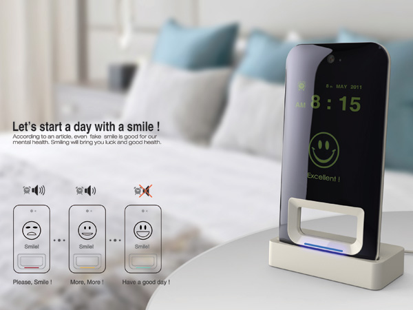Мощный будильник Ramos Alarm Clock